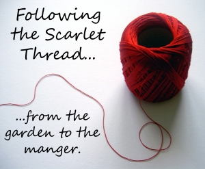 Scarlet Thread with byline